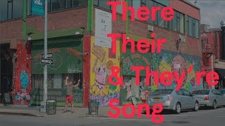 There Their and They're Song (Song A Day #1648)