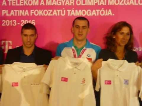 Telekom - Magyar Olimpiai Bizottság - partneri megállapodása ...