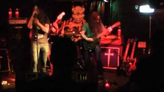 Serpent Venom - Live in Holland  2011 - Four Walls of Solitude & Carnal Altar