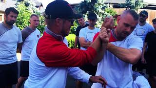 WingTsun CZ Summer Camp 2017 - A Day Of Warriors