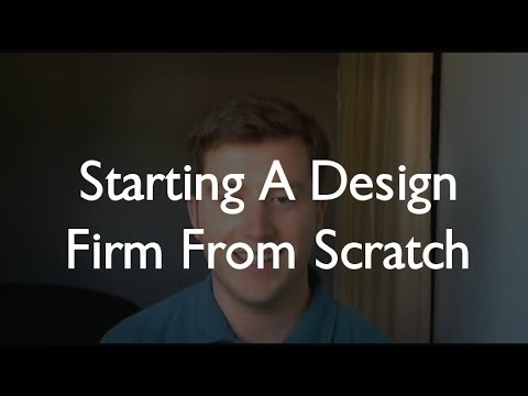 Starting A Building Design Firm From Scratch
