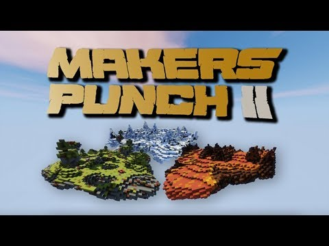 Makers Punch II | MineMakers Team - Minecraft maps