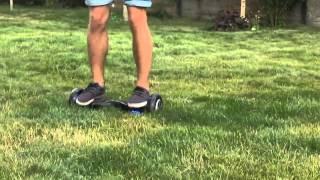 Гироскутер Mini Segway ездит по траве(Заказать Mini Segway в Украине вы можете по ссылке http://mini-segway.netprof.com.ua/, 2015-09-14T16:31:35.000Z)