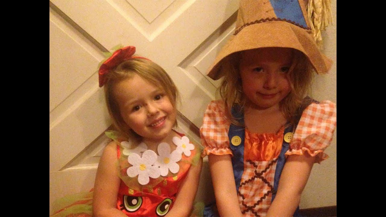 Cute Halloween Costume Ideas for Little Girls  sc 1 st  YouTube & Cute Halloween Costume Ideas for Little Girls - YouTube