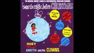 "White Christmas Blues (Instrumental) - Huey ""Piano"" Smith and the Clowns"