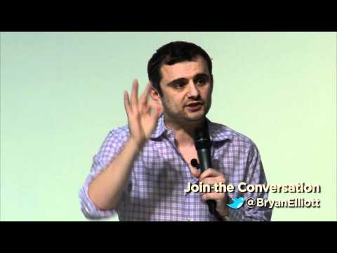 Gary Vaynerchuk Keynote: Customer Acquisition and Retention