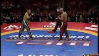 """WCL - Raymond """"The Real Deal"""" Daniels vs Damion Caldwell"""