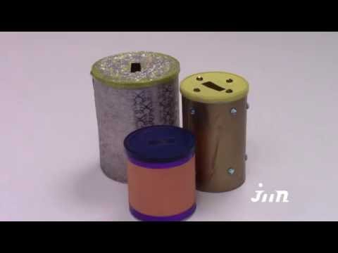 How To Make A Tzedakah Box - Make It OR Bake It
