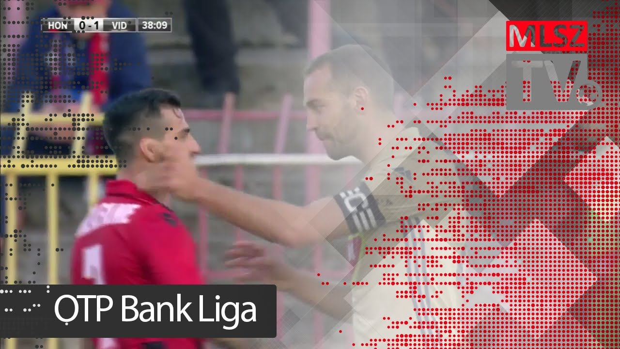 Budapest Honvéd - Videoton FC | 1-4 (0-1) | OTP Bank Liga | 21. forduló | 2017/2018 | MLSZTV