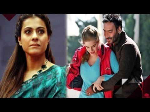 Kajol's Presence Intimidated Ajay's Heroine |  Bollywood News