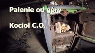 Jak spalić mniej węgla i ekologicznie w kotle co/ how to burn less coal in the boiler
