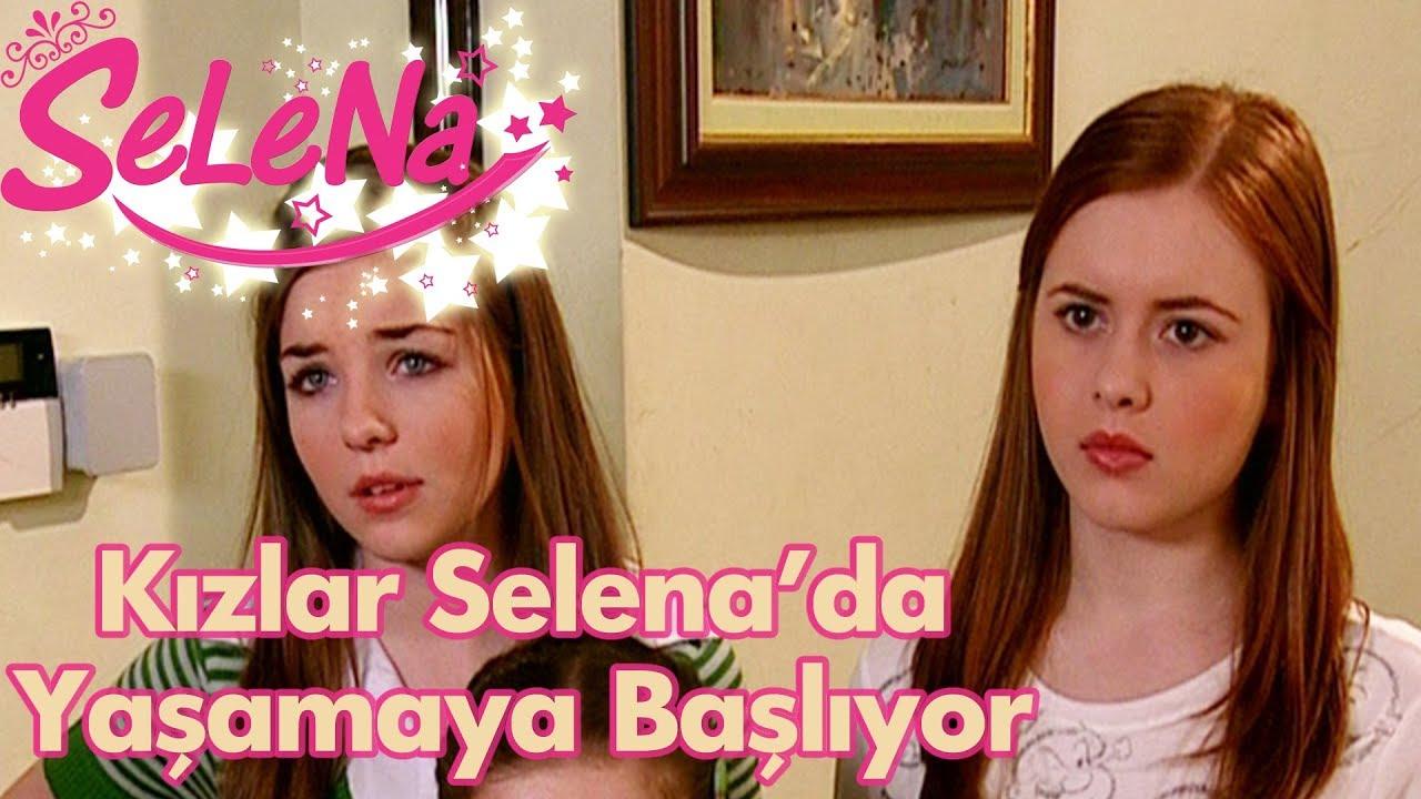 Kızlar, Selena'nın evine yerleşiyor