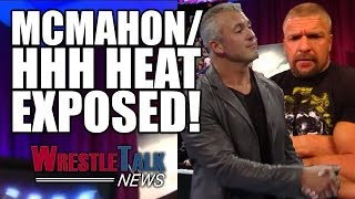 Shane McMahon & Triple H Backstage Heat Exposed! WWE Fires Top Writer! | WrestleTalk News
