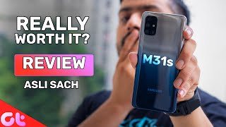 Samsung Galaxy M31s Review After 15 Days | Should You Buy with Exynos 9611? | GT Hindi
