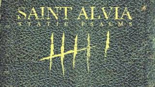 Watch Saint Alvia Not Our World video