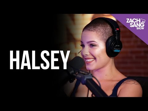 Halsey Talks Hopeless Fountain Kingdom, Machine Gun Kelly & Lauren Jauregui