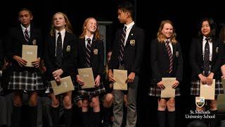 Middle School Closing Ceremonies 2019
