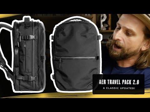 AER TRAVEL PACK 2.0 UPDATE!