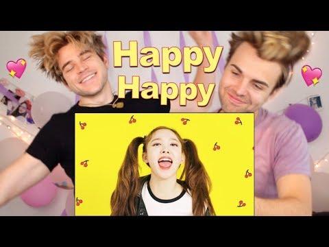 TWICE「HAPPY HAPPY」Music Video REACTION!!!