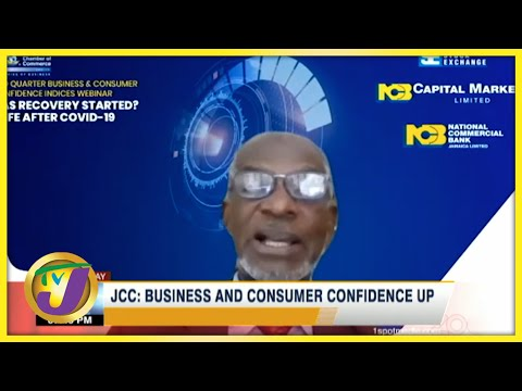 Jamaican Business & Consumer Confidence up | TVJ Business Day - July 20 2021