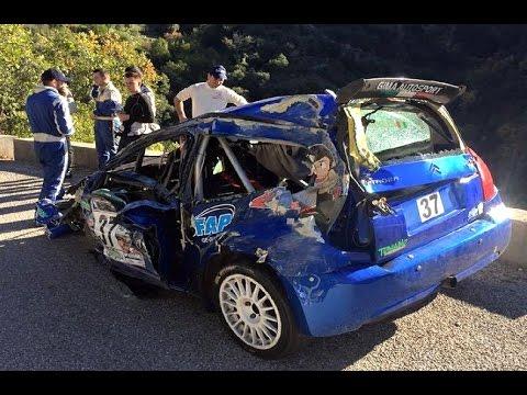 After Crash Rally e Tribute  Tomaino - Rudino Citroen C2 S1600