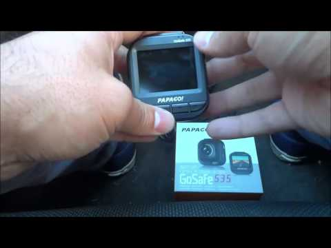 Papago GoSafe 535 Dash Cam Review-Compact And Easy To Use