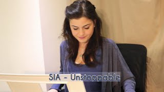 Sia - Unstoppable -  Cover by Melanie Anzarouth
