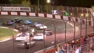 THE FINAL 25 LAPS of the $10,000 to win Short Track Shootout Part 3 of 3