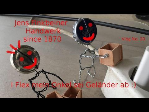 Vlog No.20 Kettensäge und Flex :)