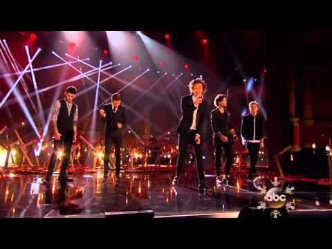 One Direction - Story of My Life - American Music Awards - Midnight Memories