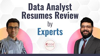 Data Analyst Resume Review Session | Review 27 Real Resumes For Data Analyst Position