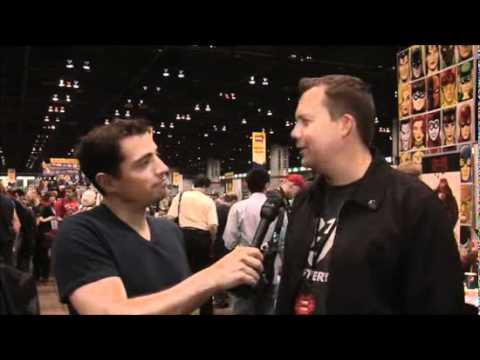 RICK REMENDER Talks Uncanny X-Force @ C2E2 2012