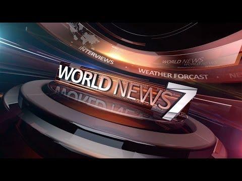World News After Effects Template