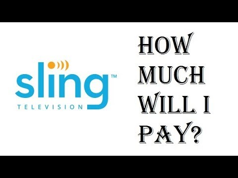 Sling TV - How Much Will I Pay? - Review