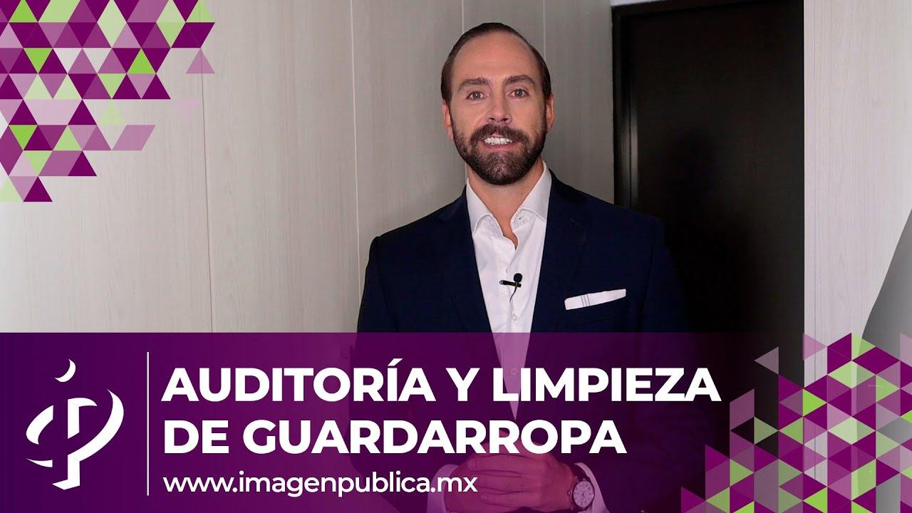 Auditoría y limpieza de guardarropa - Alvaro Gordoa - Colegio de Imagen Pública