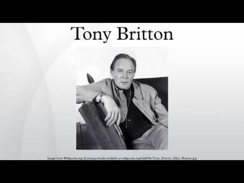 Tony Britton