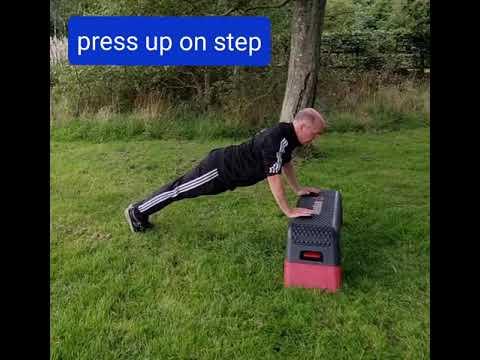Monday Workout