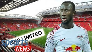 Naby Keita makes bold promise to Liverpool fans ahead of RB Leipzig transfer