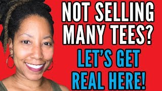 Not Selling A Lot? What Top POD Sellers Rarely Reveal!