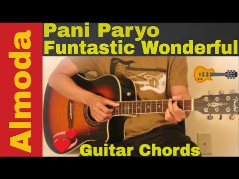 Funtastic Wonderful | Pani paryo - Guitar chords lesson - YouTube