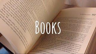 Books. Из чего состоит книга?