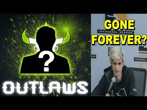Houston Outlaws SIGN Korean TRACER! XQC was FORCED Off Dallas Fuel And Might Not Return to OWL!