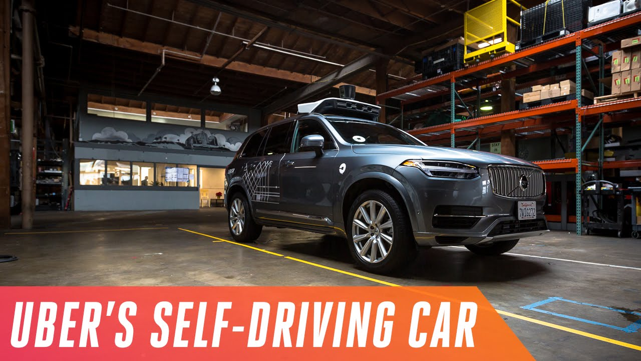 Download Riding in Uber's self-driving cars