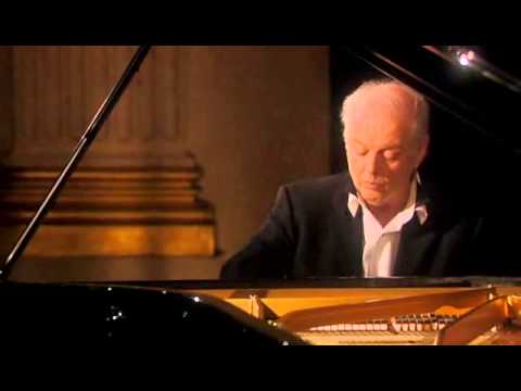 Beethoven, Sonata para piano Nº 3 en Do mayor Opus 2. Daniel Barenboim, piano