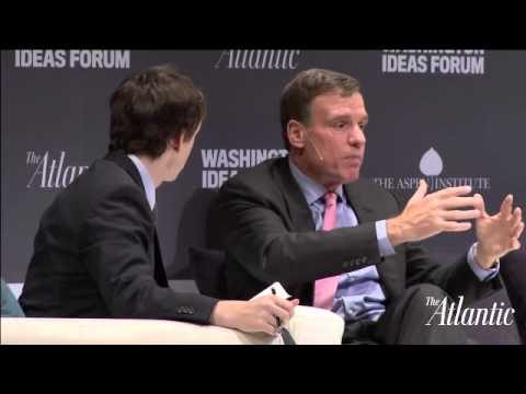 Mark Warner / Washington Ideas Forum 2015