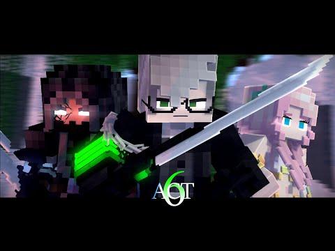 """RISE UP"" - Minecraft Original Music Video  ♪ [ TheFatRat ]"
