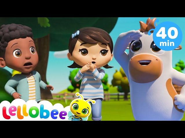Old Mcdonalds Had A Farm Song - Nursery Rhyme & Kids Song - ABCs and 123s | Little Baby Bum