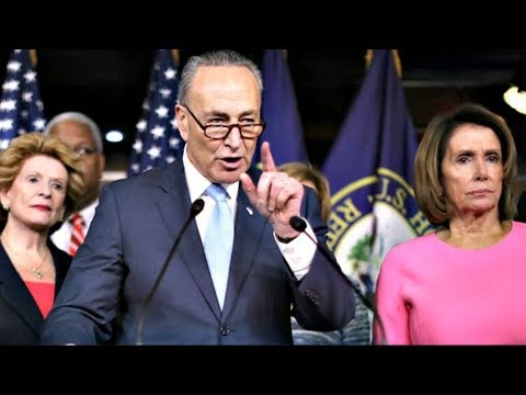 DEMOCRATS ATTACKS Donald Trump at Press Conference, HealthCa