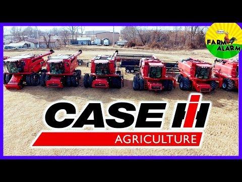 Case IH Tractor Dealer Tour