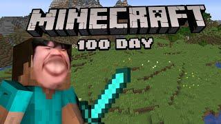 Minecraft 100 วัน